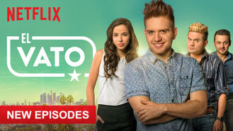 Netflix Box Art for El Vato - Season 2