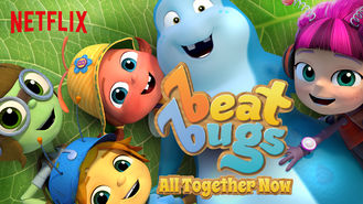 Netflix box art for Beat Bugs: All Together Now